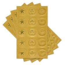 Gartner 68611 Gold Foil Award Seal (Pack of 60)