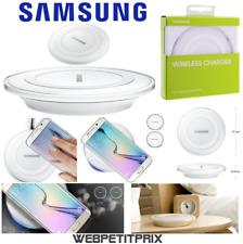 Socle de chargement Sans fil (QI) Officiel  Samsung Galaxy S6 Edge / S6  Neuf