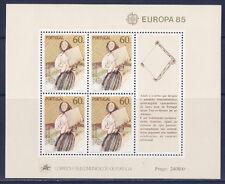 BLOC  Portugal  Europa 1985