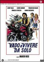 Dvd **VADO A VIVERE DA SOLO** con Jerry Calà Francesco Salvi Lando Buzzanca 1982