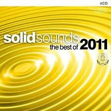 SOLID SOUNDS =best of 2011= Chromeo/Solomun/Ame/Crookers...=4CD= groovesDELUXE!