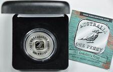Australia 2008 S$1 Silver Dollar Kookaburra Penny Proof OGP Australian