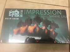 Brand New CDs and DVD of Songs of Impression of Sannie Liu from China