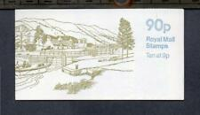 Gb 1978-1979 Fg5A British Canal Series - Caledonian 90P Booklet