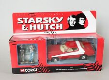 Corgi Toys Starsky and Hutch Ford Gran Torino with Figures
