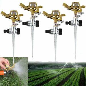 Kreisregner Rasensprenger Wassersprenger Impulsregner Kreis Regner Bewässerung