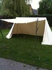 Sachsenzelt 6m x 3m Saxon Typ1 tent LARP Reenactment Mittelalter Zelt Wikinger