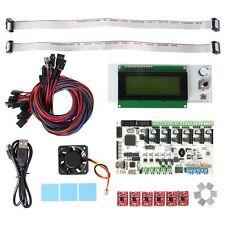 Geeetech Rumba ATmega2560 Reprap Prusa 3D printer Control board & A4988 LCD2004