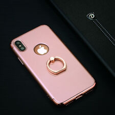 For Apple iPhone X 7 8 Plus Shockproof Protective Hybrid Hard Thin Case Cover