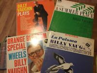 Billy Vaughn LP Lot: Orange Blossom Special/ Theme: Summer Place CLEAN VG+ Range