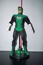 """DC DIRECT GREEN LANTERN 13"""" DELUXE COLLECTOR FIGURE 1/6 SCALE HAL JORDAN BOXED"""