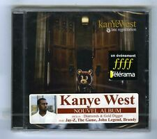 KANYE WEST CD(NEW) LATE REGISTRATION