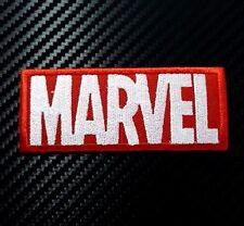 Embroidered Patch Iron Sew Logo super hero comics marvel cartoon movie