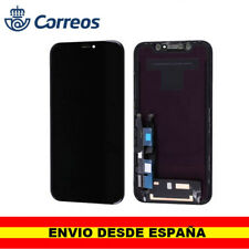 PANTALLA COMPLETA LCD + TACTIL + MARCO APPLE IPHONE XR NEGRO Pantalla