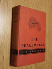 The Peacemaker by C. S. Forester-First American Edition - 1934 - SF Novel  ExLib