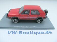 + VOLKSWAGEN VW Golf 2 Country von NEO in 1:43 rot    44377