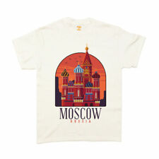 Moscow City - T-Shirt (SB) - Russia - Country - travel - Holiday -