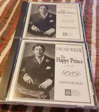 Oscar Wilde --The Happy Prince: Parts 1 & 2  --2 CDs Musical Heritage Society