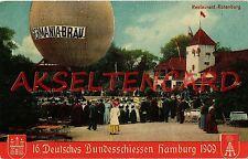 Ansichtskarten vor 1914 aus Hamburg