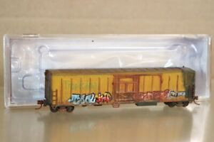 RED CABOOSE RM-21009-04 WEATHERED TROPICANA R-70-15 MECHANICAL REFER CAR 2014 nv
