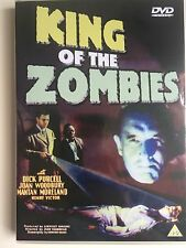 KING OF THE ZOMBIES - Dick Purcell  - Region ALL DVD