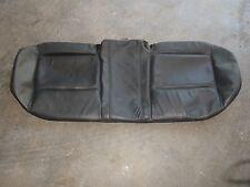 2004 04 05 06 NISSAN MAXIMA SE REAR BACK LOWER SEAT COVER BLACK