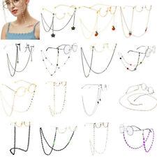 Fashion Eyeglass Chain Eyewear Rope Necklace Sunglasses Read Glass Chain Holder