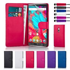 Book Wallet PU Leather Case Cover For OnePlus Phones