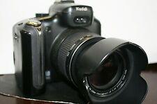 Kodak EasyShare P880 8.0MP Digital SLR Camera - Black -tested and working