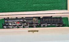N Scale RARE Minitrix 4-6-2 Pennsylvania Rail Road #1384 Steam Loco & Tender