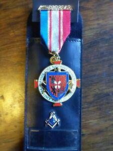 Medaille franc-maçonnerie