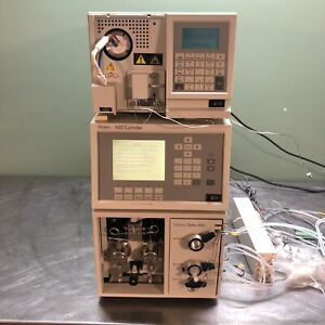 Waters HPLC System (2487 dual detector, Delta 600 Pump, Controller & Degassit)