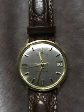 MOVADO Men's 18K Solid Gold Kingmatic S 28 jewels