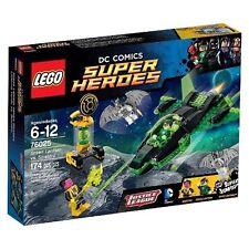 76025 GREEN LANTERN VS. SINESTRO lego legos set NEW DC super heroes batman