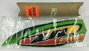 GENUINE ARCTIC CAT 3611-165 SNOWMOBILE 1999 ZR700 LOWER LEFT HAND HOOD DECAL NOS