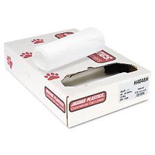 Jaguar Plastics Heavy Grade Can Liners 40-45gal 13 Micron 40 x 48 Natural 200