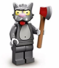 LEGO 71005 Simpsons Series 1 Minifigure Scratchy NEW