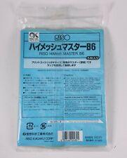 NEW RISO Print Gocco 5 x B6 Hi-Mesh Master Sheet MADE IN JAPAN RARE DEADSTOCK