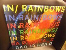 RADIOHEAD In Rainbows LP NEW 180g vinyl Thom Yorke 7th Album XL Records