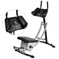 Abs Abdominal Coaster Exercise Ab Crunch Machine Fitness Body Muscle Workout