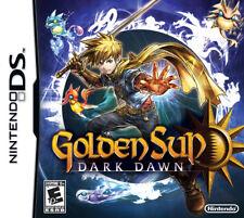 Golden Sun: Dark Dawn NDS New Nintendo DS