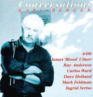 KARL BERGER - CONVERSATIONS  2 VINYL LP NEU