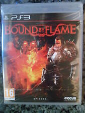 BOUND BY FLAME Nuevo PS3 Rol Textos manual en castellano Playable in english