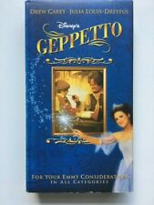 GEPPETTO Movie DISNEY FYC VHS 2000 EMMY Promo
