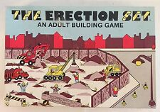 The Erection Set - An Adult Building Game 1987 Party Gay