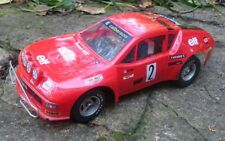 VINTAGE KYOSHO Rally Sports renault alpine a310 1:10 RARE 70-80 il