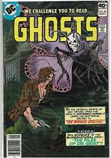 Ghosts U-PICK ONE #80,82,83,85,86,87 or 88 DC 1978-80 Issues PRICED PER COMIC