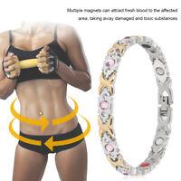 Damen Armbänder Magnetfeldtherapie Armband  Gesundheit Energie Heilend Schmuck