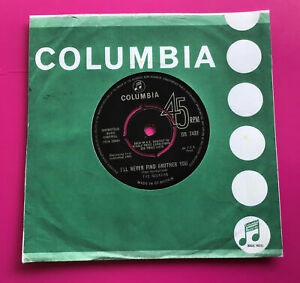 """E150, I'll Never Find Another You, The Seekers, 7"""" Single,Excellent Condition"""