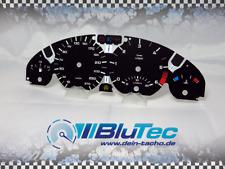 Discos de tacómetro para velocímetro bmw e46 3er 270kmh-Edition Alp Black -